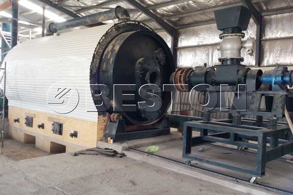 Importance of Estimating the Waste Tyre Recycling Plant